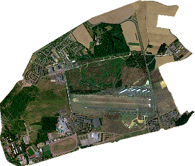 LFOR - Chartres Metropole (Aerial Imagery)  Image Flight Simulator 2020