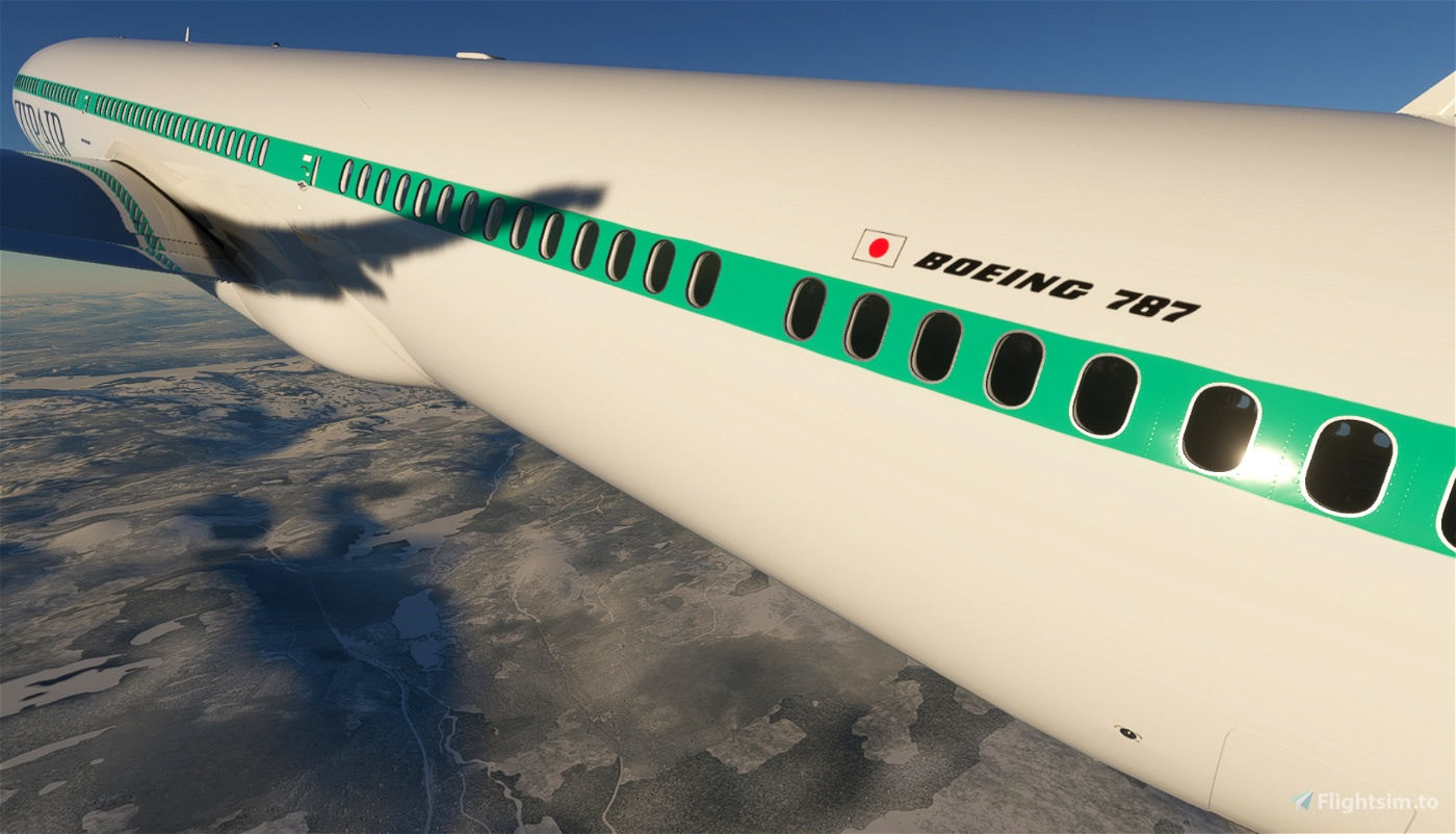 ZIPAIR Boeing 787-10 [4K]
