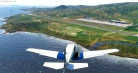 Saint Vincent and the Grenadines Argyle Intl airport TVSA Image Flight Simulator 2020