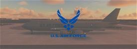 USAF 747-8i (00-0001) Image Flight Simulator 2020