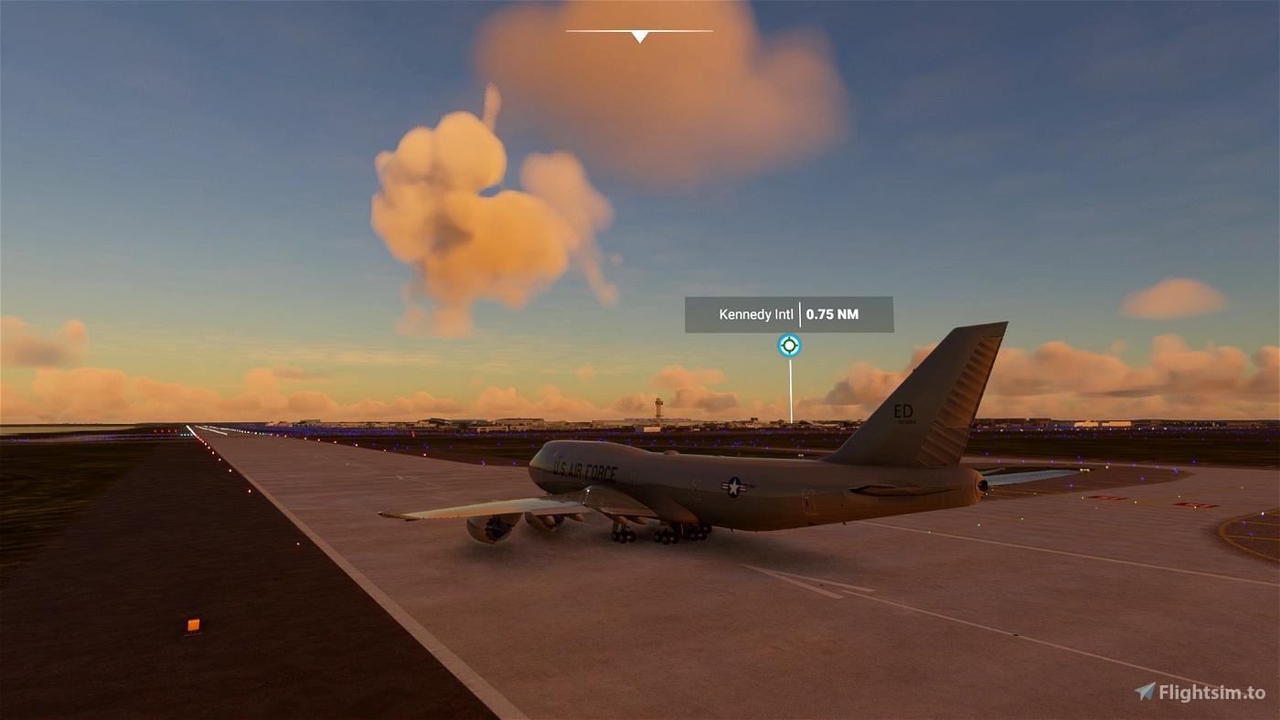 USAF 747-8i (00-0001)