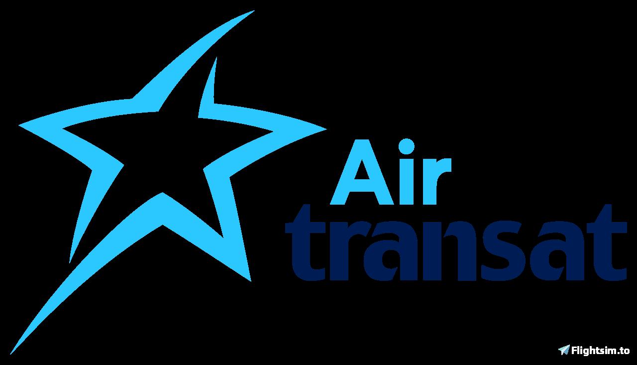 Air Transat Boarding & safety Flight Simulator 2020