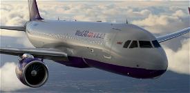 West Air A320neo Image Flight Simulator 2020