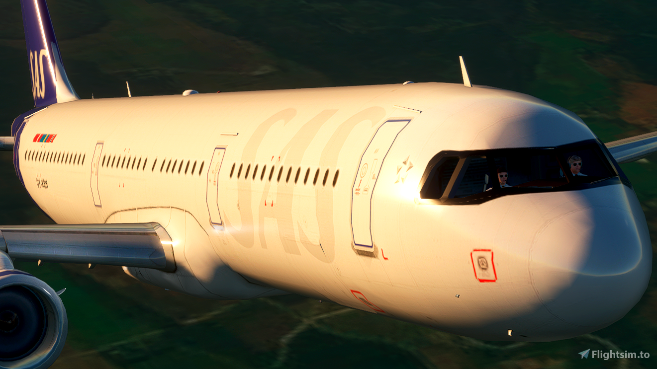 Scandinavian Airlines (SAS) [4K]