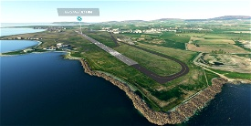 EGNS - Ronaldsway Airport - Isle of Man - Upgrade Image Flight Simulator 2020