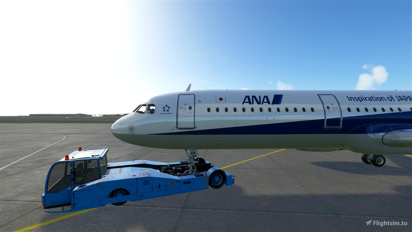 A321 All Nippon Airways [8K/4K]