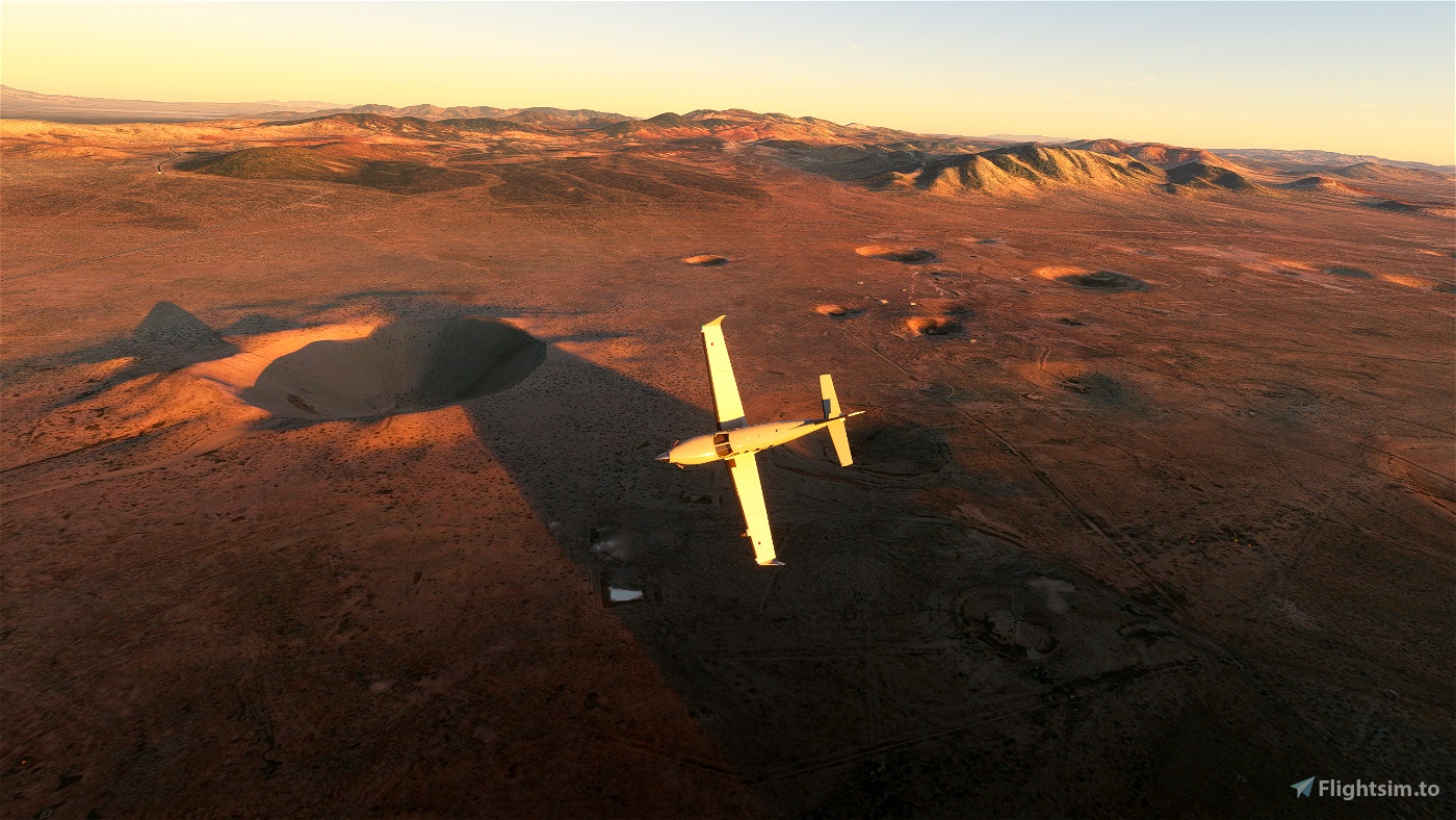 Edwards AFB to Homey: Star Wars Canyon, Vegas and Area 51
