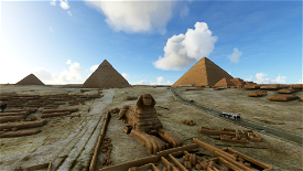 Ancient Egypt Tour Image Flight Simulator 2020