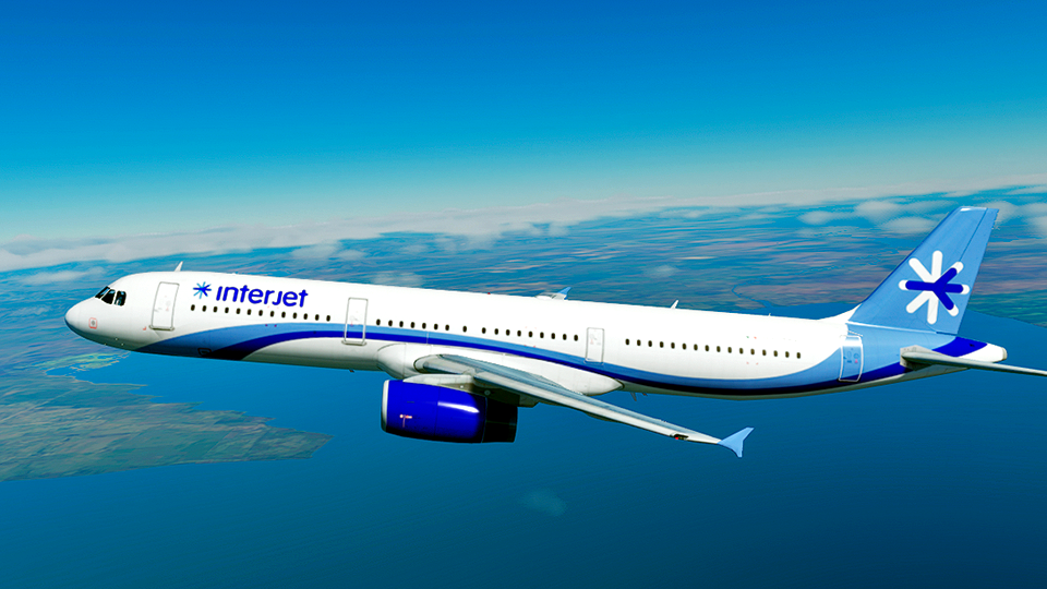 Interjet [4K]