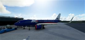 JNE Express Image Flight Simulator 2020