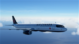 A321 Air Canada [8K/4K] Image Flight Simulator 2020