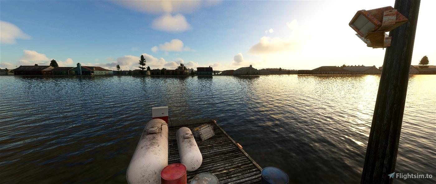 9Z3--Lilly Lake Seaplane Base