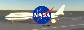 Nasa Sofia 747-8i Image Flight Simulator 2020