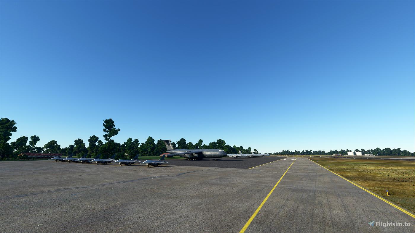 RJAW-Iwo Jima Air Base, Joint by USA and Japanese Self Defence Force (JSDF)