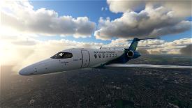 Aer Lingus Regional Cessna Citation Longitude [4k] Image Flight Simulator 2020