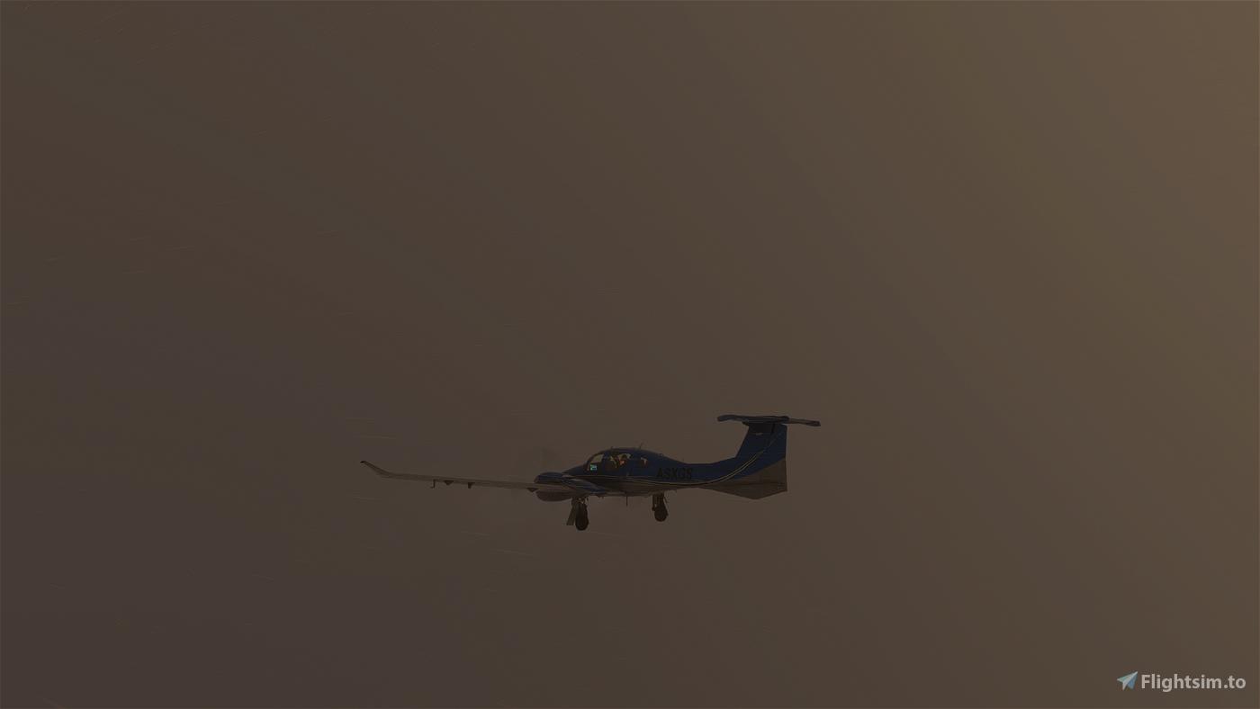 Stewart (CZST) Landing Challenge Flight Simulator 2020