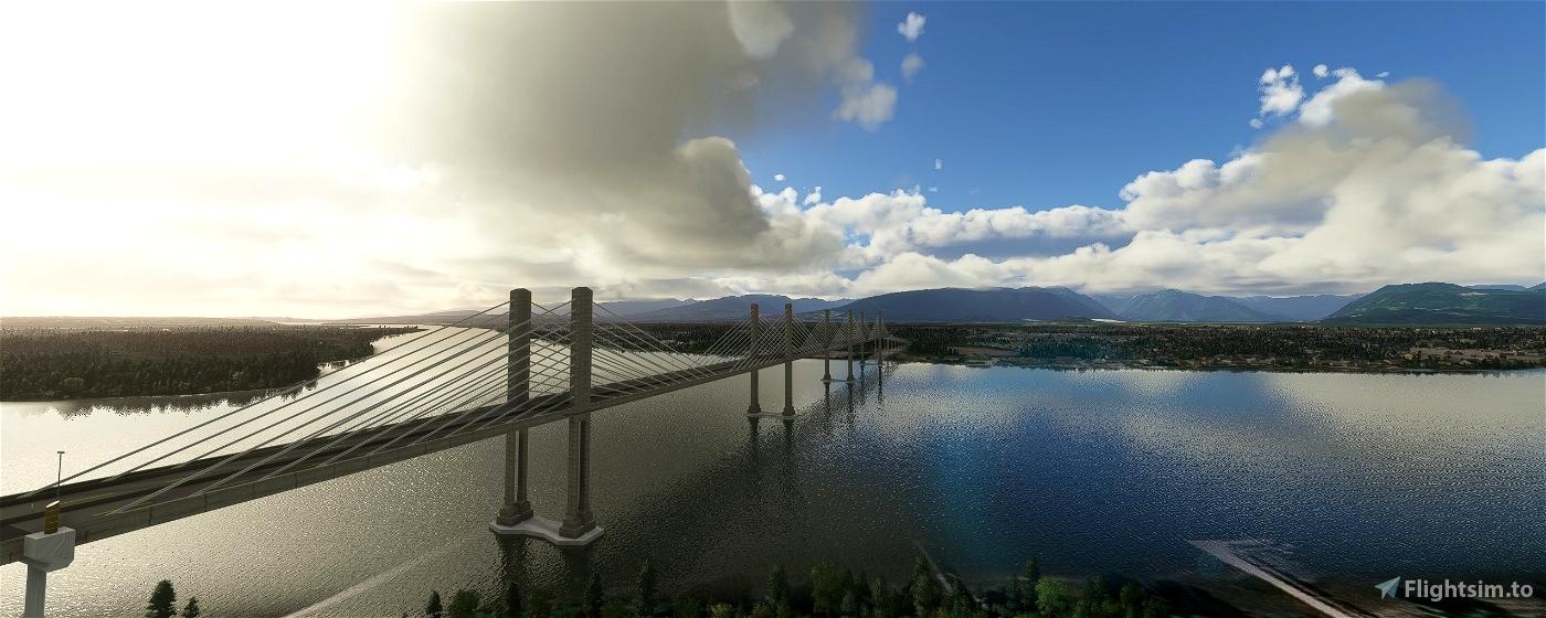 Vancouver Bridges, Vancouver BC Canada V1.3