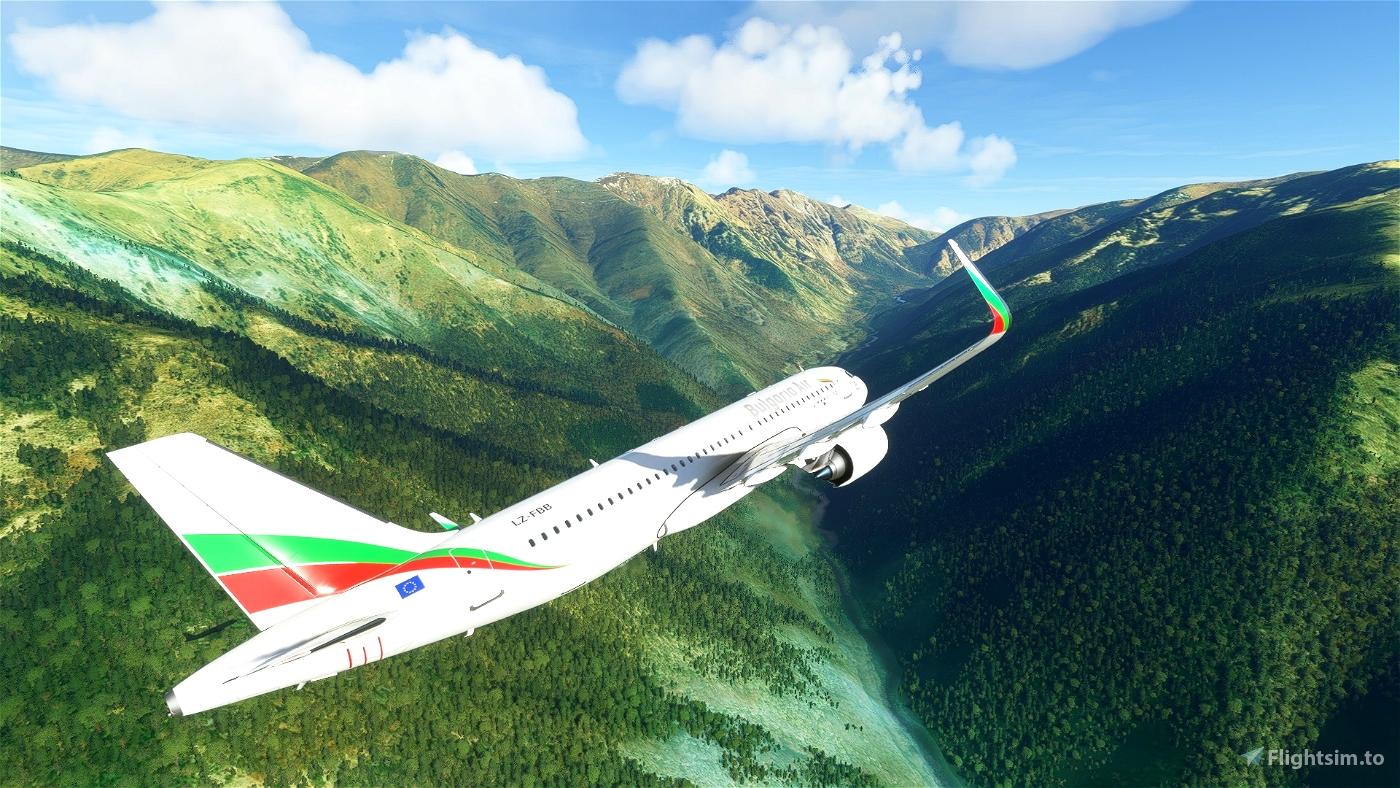 Bulgaria Air - България ер