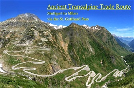 Medieval Transalpine Trade Route Image Flight Simulator 2020