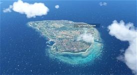 RORA Aguni Airport Image Flight Simulator 2020