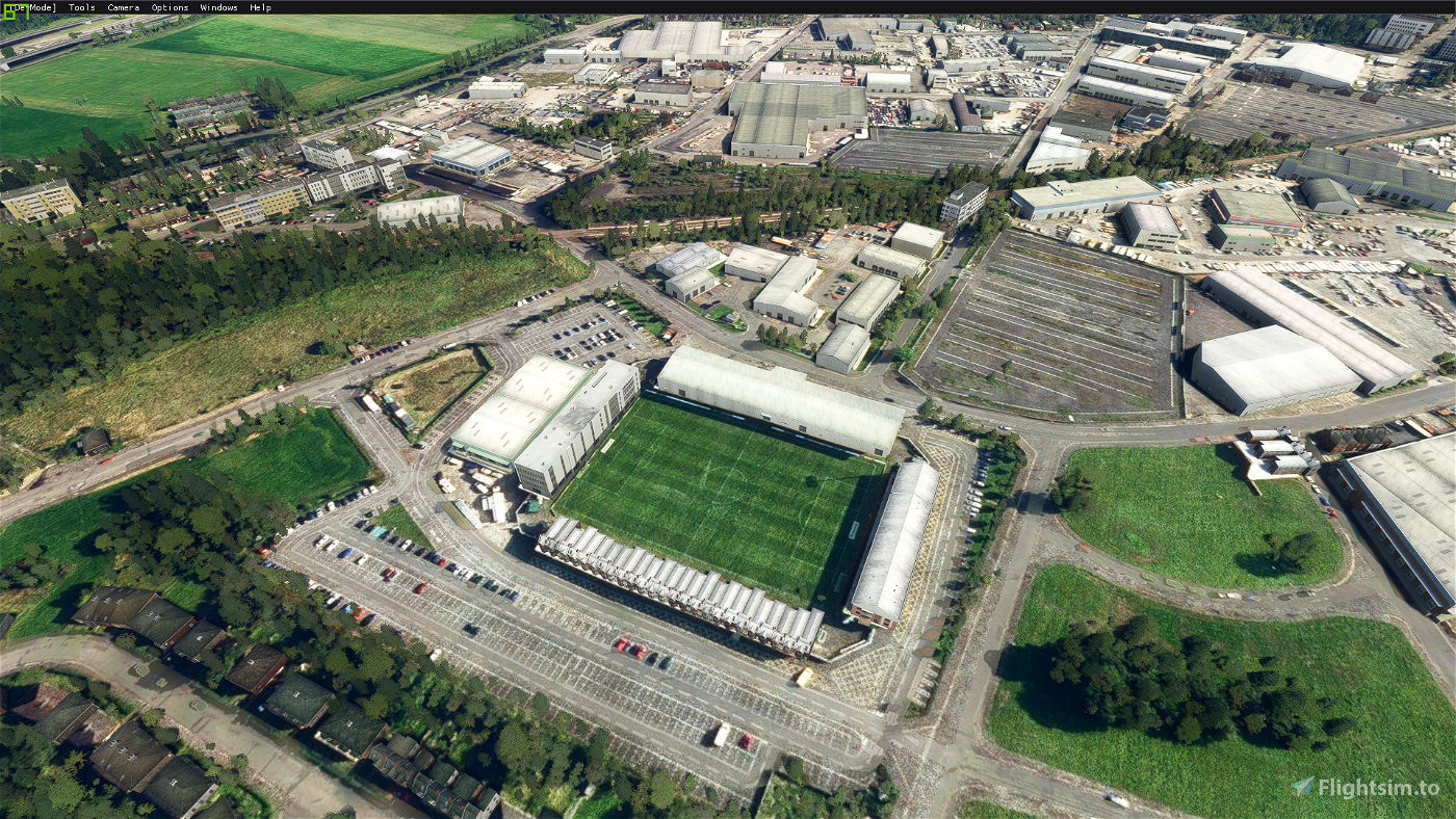 By request St Mirren Park football stadium, Paisley, Scotland