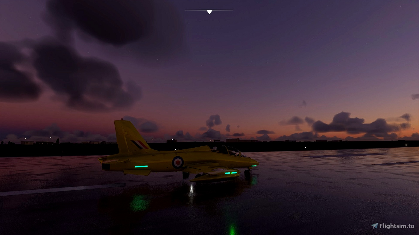 Yellowjacks MB-339PAN Flight Simulator 2020