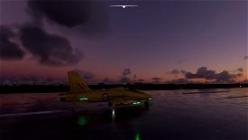 Yellowjacks MB-339PAN Image Flight Simulator 2020