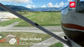 LSZW – Thun Airfield Image Flight Simulator 2020