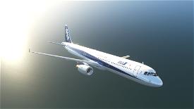 A321 All Nippon Airways [8K/4K] Image Flight Simulator 2020