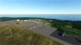 RJAW-Iwo Jima Air Base, Joint by USA and Japanese Self Defence Force (JSDF)  Image Flight Simulator 2020