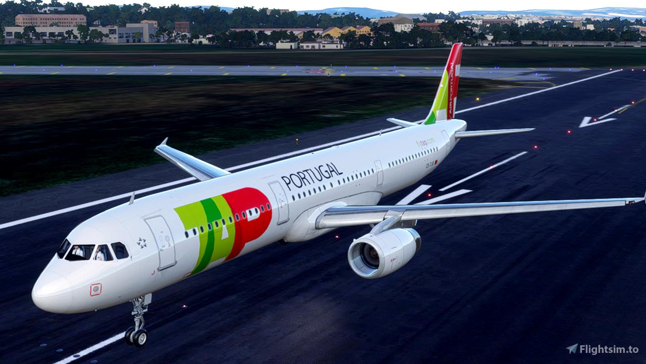 TAP Air Portugal [4K] Flight Simulator 2020
