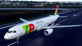 TAP Air Portugal [4K] Image Flight Simulator 2020