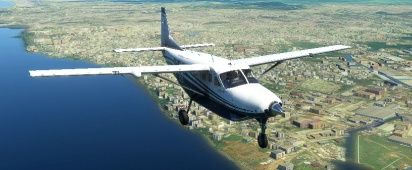 Africa Equator Bush Trip Flight Simulator 2020