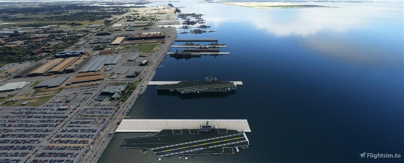 US Navy - Norfolk VA V2.0