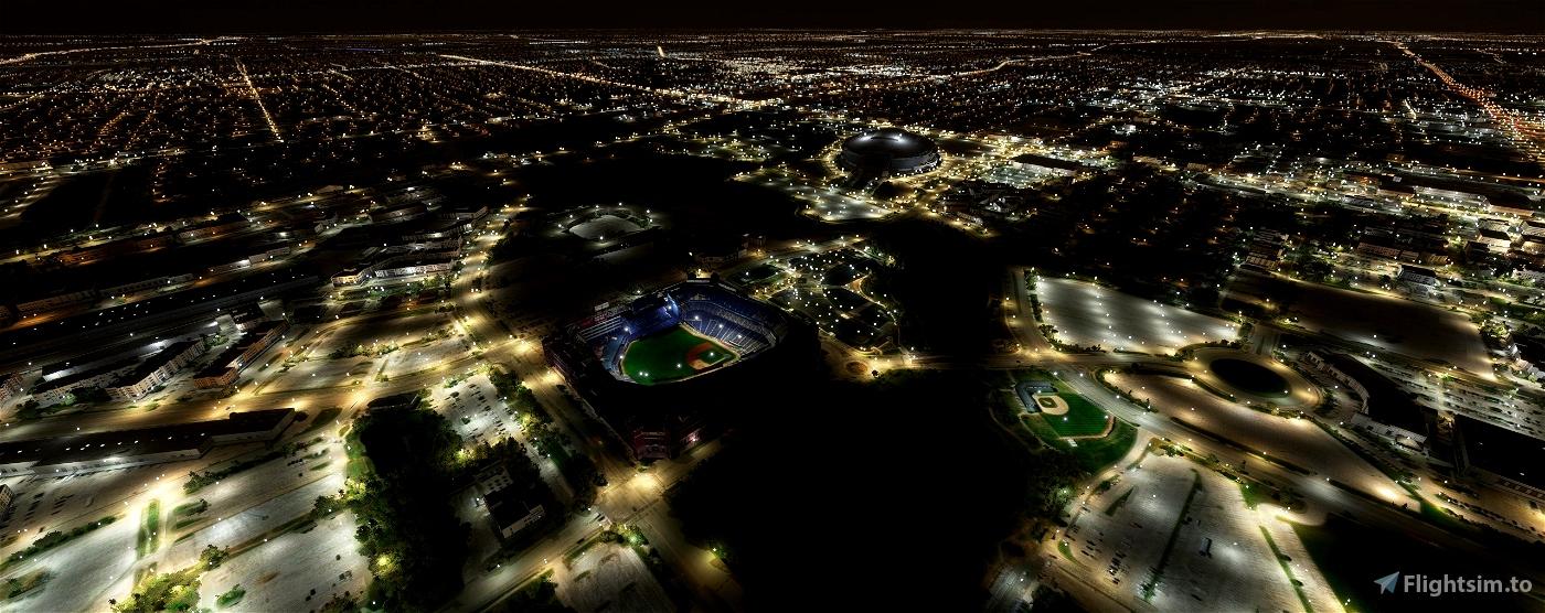 Globe Life Park, Arlington TX USA