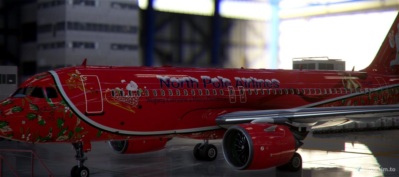 Christmas Fun Flight Simulator 2020
