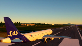Scandinavian Airlines (SAS) [4K] Image Flight Simulator 2020
