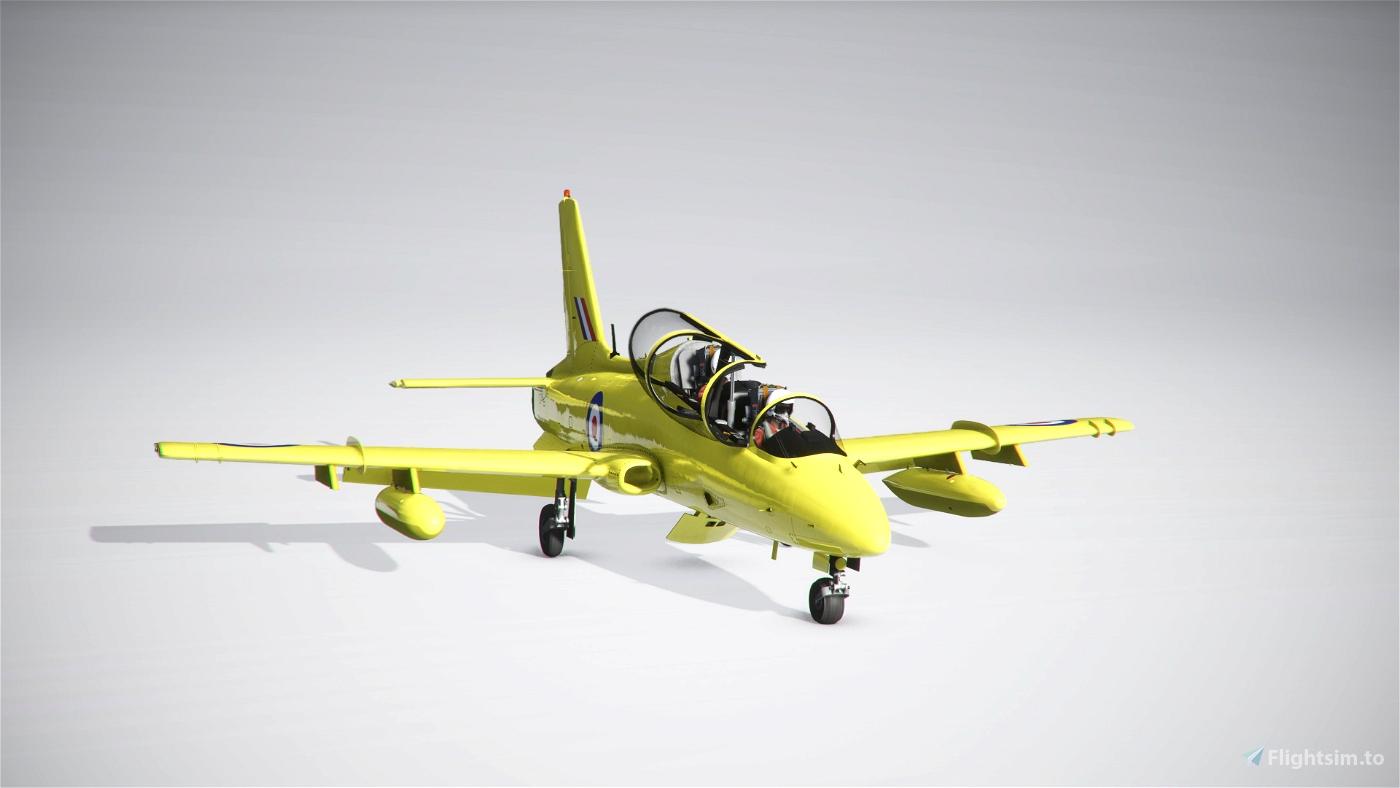 Yellowjacks MB-339PAN