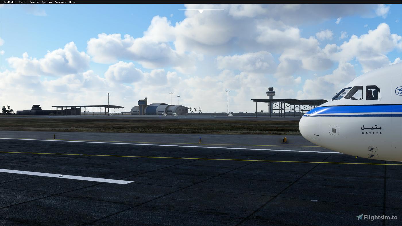 OKBK KUWAIT INTL AIRPORT AND CITY