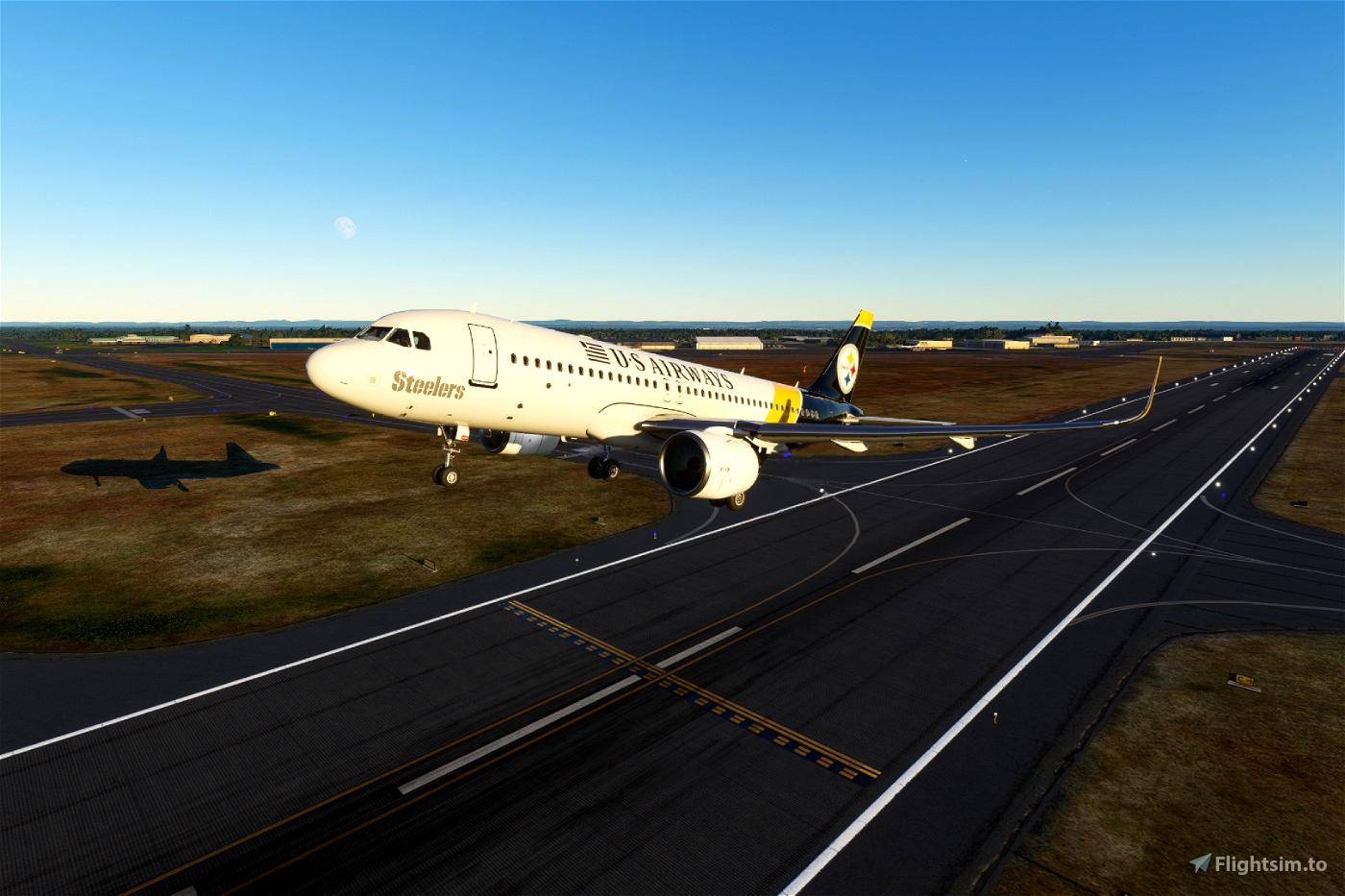 Pittsburgh Steelers Flight Simulator 2020