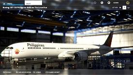 Philippine Airlines The Love Bus B787 Image Flight Simulator 2020