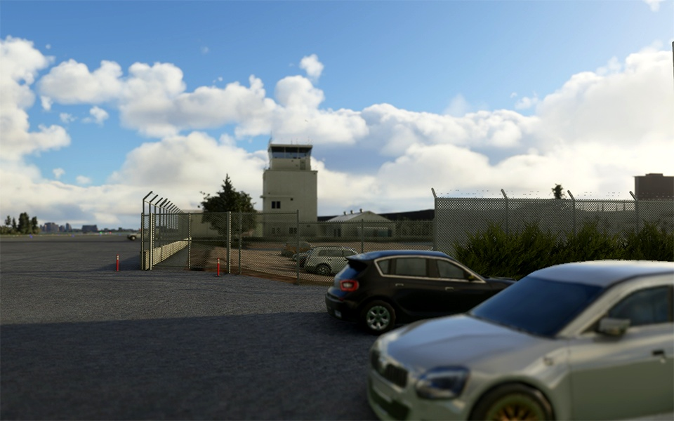 Merril C. Meigs Field (KCGX)