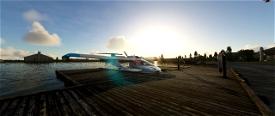 9Z3--Lilly Lake Seaplane Base Image Flight Simulator 2020