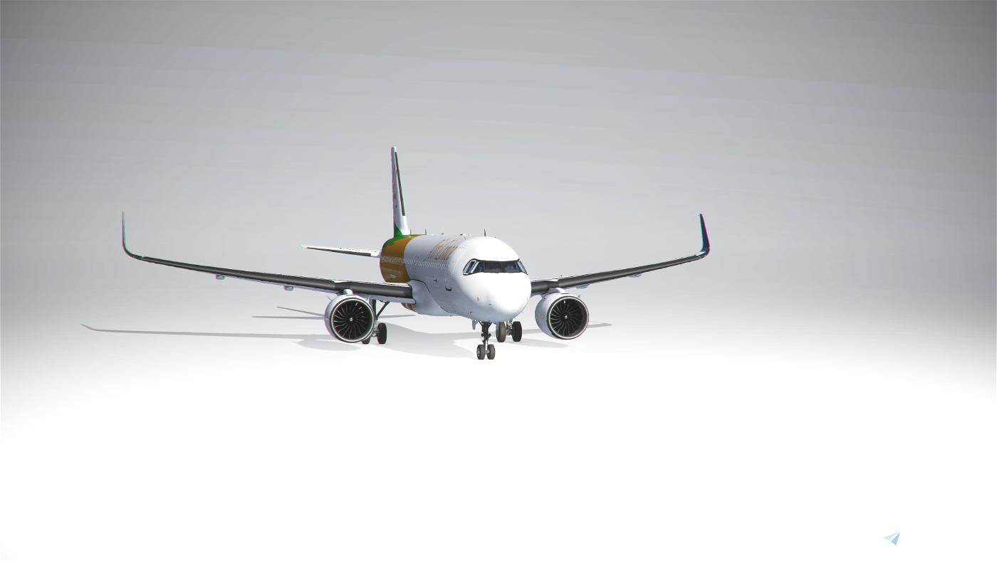 Air Lince Flight Simulator 2020