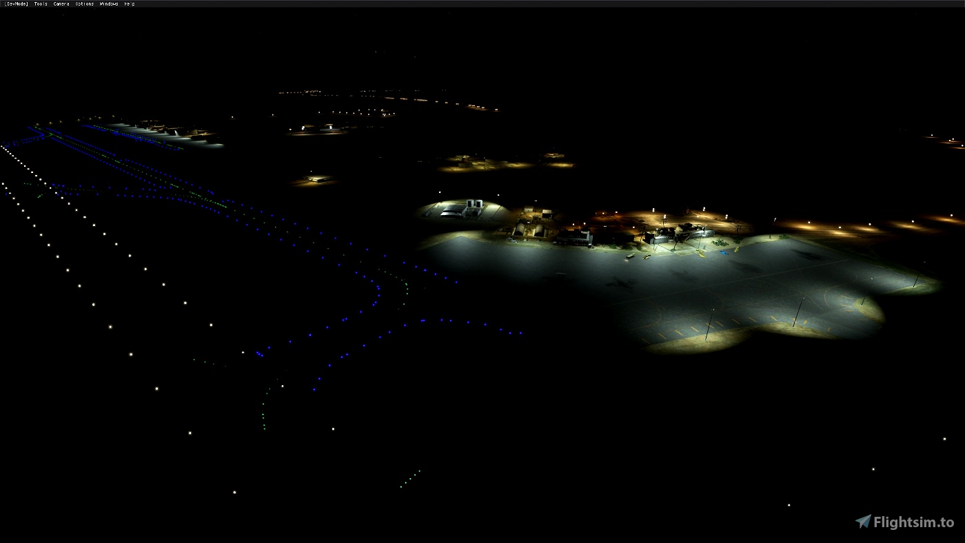 Aguenar DAAT (Airport & Lights Enhancement)