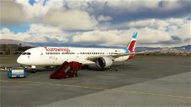 Eurowings 787-10 - 4K Image Flight Simulator 2020