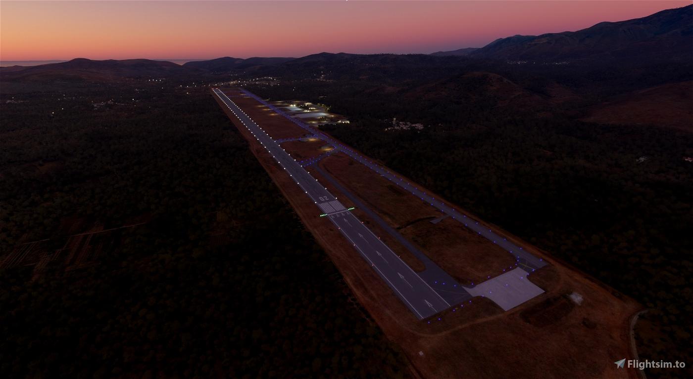 Kasteli AB LGTL (Airport & Lights Enhancement)