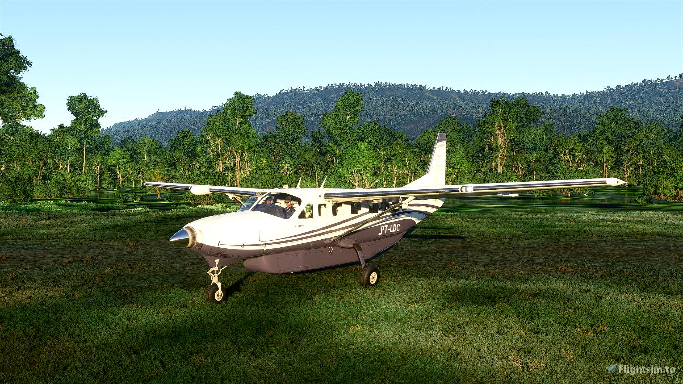 Missão no Brasil/Mission in Brazil