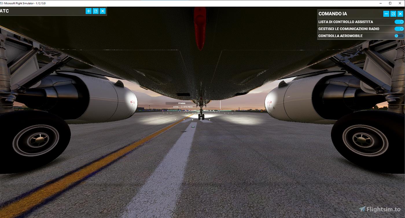 A320neo Custom Camera Views A32nx MOD work
