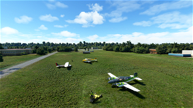 Wellington Aero Club Airport Image Flight Simulator 2020